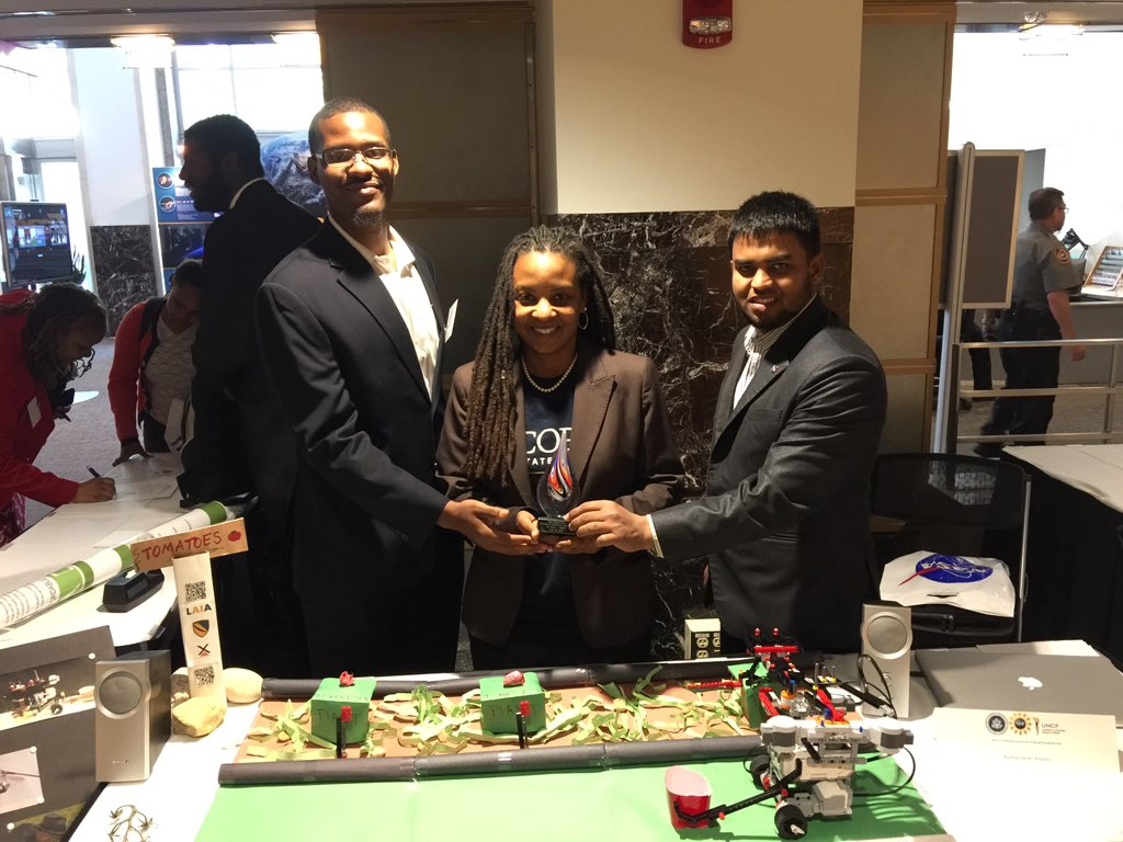 LAIA wins White House HBCU Maker and Innovation Challenge June 2016