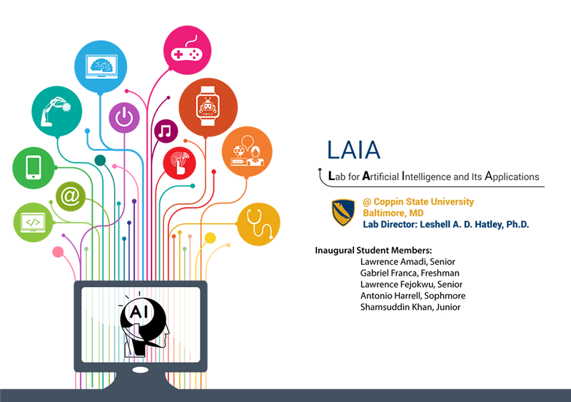 The Lab for Artificial Intelligence and its Applications @ Coppin State University