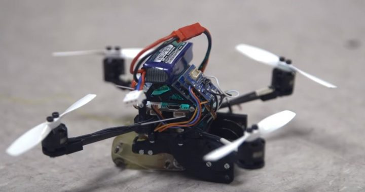Stanford Intelligent Systems Lab - Pulling Drone