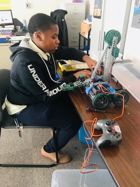 Coppin Academy Robotics